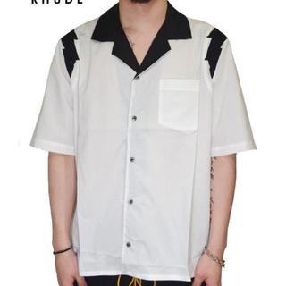 最終値下げ!RHUDE shirts size S定価6万円(シャツ)