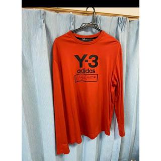 Y-3 - Y-3  ロングTシャツ    ワイスリー サイズM