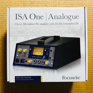 Focusrite  ISA One Analogue(パワーアンプ)