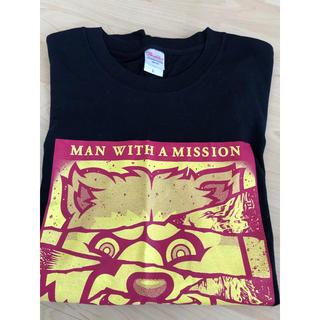 マンウィズアミッション(MAN WITH A MISSION)のTシャツ 2016 マンウィズ MWAM  MAN WITH A MISSION(ミュージシャン)