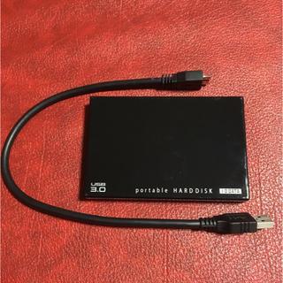 アイオーデータ(IODATA)のI-O DATA 外付けHDD 1TB (PC周辺機器)