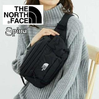 ザノースフェイス(THE NORTH FACE)のノースフェイス SPINA スピナ NM71800 ブラック(ボディバッグ/ウエストポーチ)