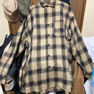トリプルエー(AAA)のIAMWHATIAM  チェックシャツ(シャツ)