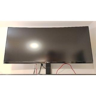 エルジーエレクトロニクス(LG Electronics)のPC モニター - LG 34UC70GA-B UltraWide 144Hz (ディスプレイ)