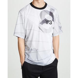 ワイスリー(Y-3)のY-3 AOP FOOTBALL SHIRT Tシャツ(Tシャツ/カットソー(半袖/袖なし))