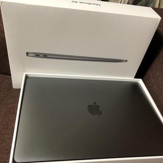 Mac (Apple) - 9月まで!APPLE MacBook Air 13インチ 2019