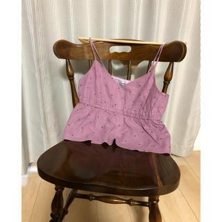 ローズバッド(ROSE BUD)のRose But  ビスチェ(Tシャツ(半袖/袖なし))