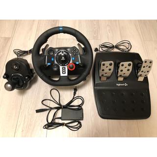 PlayStation4 - Logicool G29 Driving Force+Logicoolシフター
