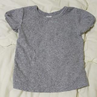 ベビーギャップ(babyGAP)のbabyGAP 半袖Tシャツ グレー 2years(Tシャツ)