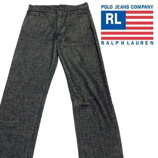 ポロラルフローレン(POLO RALPH LAUREN)のPOLO Jeans co ポロジーンズ デニムパンツ 32 バギーパンツ (デニム/ジーンズ)