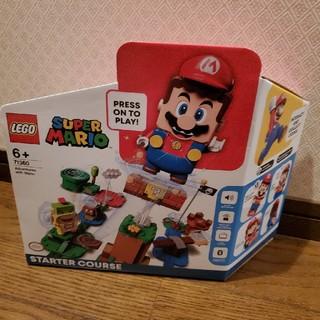 Lego - レゴ LEGO スーパーマリオ マリオ と ぼうけんのはじまり スターターセット