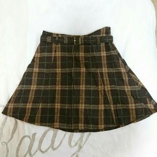 ダズリン(dazzlin)のdazzlinスカートパンツ(ミニスカート)