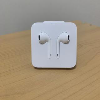 Apple - 新品未使用 iPhone 純正イヤホン Apple 正規品