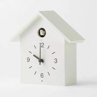 MUJI (無印良品) -  【無印良品 公式】 鳩時計・大