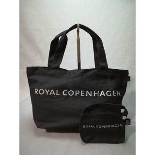 ロイヤルコペンハーゲン(ROYAL COPENHAGEN)の新品未使用 ロイヤルコペンハーゲン トートバッグ+バッグインバッグ セット(トートバッグ)