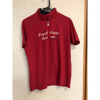 マリクレール(Marie Claire)のマリ クレール 半袖ポロシャツ(ウエア)