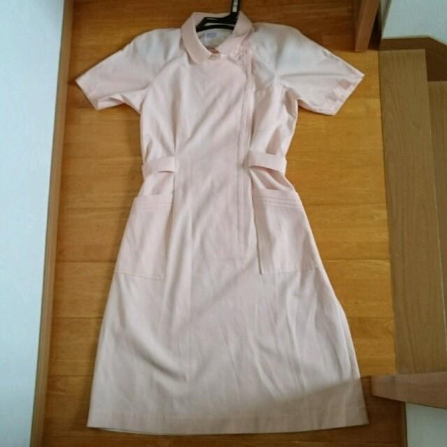 ナース服(スカート) レディースのワンピース(ひざ丈ワンピース)の商品写真