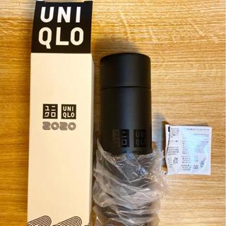 UNIQLO - UNIQLO ステンレスミニボトル 水筒 ノベルティ