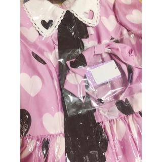 Angelic Pretty - Angelic Pretty*Dolly Heartワンピース+カチューシャ