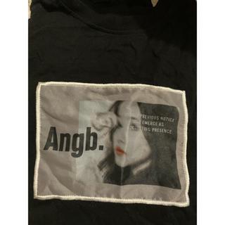 エヌエムビーフォーティーエイト(NMB48)のandgeebee アンジービー Tシャツ(Tシャツ(半袖/袖なし))