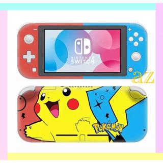 Nintendo Switch - ◎SALE◎ ピカチュウ⑤ 任天堂SwitchLite 保護スキンシール