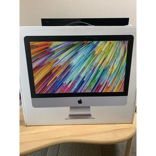 Apple - APPLE iMac 2017年 21.5inch  MMQA2J/A 美品