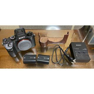 SONY - SONY ILCE-9 α9ボディ 付属品・おまけ多数付き!予備電池ボディケース