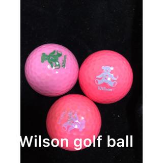ウィルソン(wilson)のウィルソン ゴルフボール(その他)