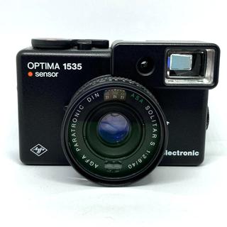 Nikon - Agfa Optima 1535 Solitar S 40mm/F2.8