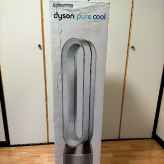 Dyson - 【新品、未開封品】ダイソン空気清浄機能付き扇風機 pure cool TP04