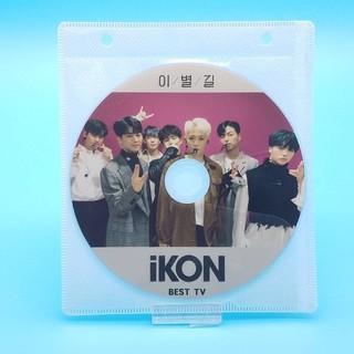 アイコン(iKON)のiKON 아이콘 アイコン 이별길 BEST TV DVD 1枚(アイドル)