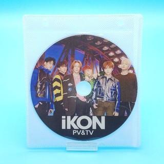アイコン(iKON)の大人気♥️最新作♥️iKON 아이콘 アイコン PV&TV DVD1枚(アイドル)