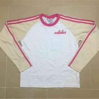 アディダス(adidas)の未使用 adidas ラグランロンT(Tシャツ(長袖/七分))