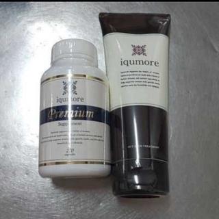 イクモア  イクモアヘアマスク&サプリメント