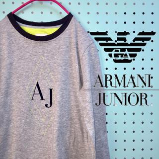 ARMANI JUNIOR - ARMANI   アルマーニジュニア  子供服  長袖Tシャツ