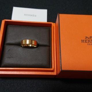 Hermes - エルメス HERMES 18K AU750 リング⭐シャネル ヴィトン フォクシ