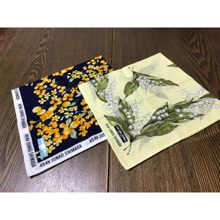 ジュンコシマダ(JUNKO SHIMADA)のハンカチ2枚セット(ハンカチ)