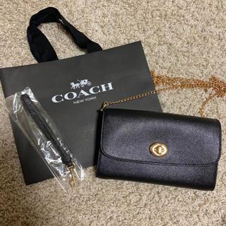 COACH - COACHお財布ショルダーバッグ