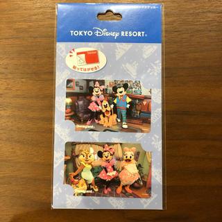 Disney - 【未開封】ディズニー ICカードステッカー 実写