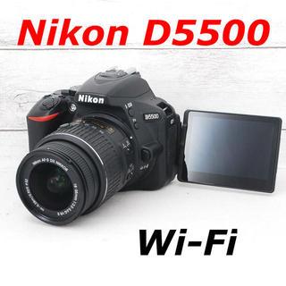 Nikon - ❤️Wi-Fi搭載❤️自撮り❤️Nikon D5500