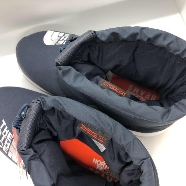 THE NORTH FACE(ザノースフェイス)の★希少 Beamsコラボ「新品 未使用 箱付 送料込」TNF ヌプシブーティWP メンズの靴/シューズ(ブーツ)の商品写真