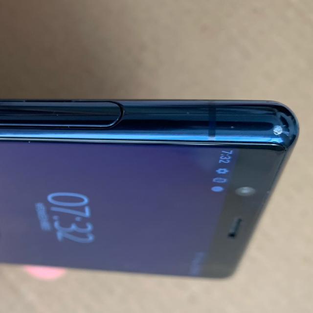 SONY(ソニー)のXperia 5 美品 ジャンク SIMフリー 901SO スマホ/家電/カメラのスマートフォン/携帯電話(スマートフォン本体)の商品写真