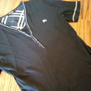 バーバリーブラックレーベル(BURBERRY BLACK LABEL)のバーバリー ブラックレーベル Tシャツ(Tシャツ/カットソー(半袖/袖なし))