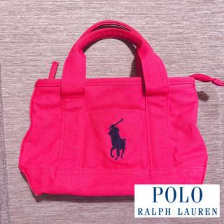 POLO RALPH LAUREN - polo Ralphlauren キャンバストートバッグ