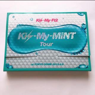 キスマイフットツー(Kis-My-Ft2)のKis-My-Ft2 Kis-My-MINT TOUR(アイドルグッズ)