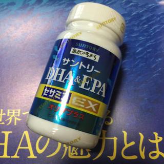 サントリー - サントリー DHA&EPA +セサミンEX  オリザプラス