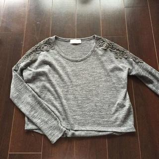 アバクロンビーアンドフィッチ(Abercrombie&Fitch)のアバクロ ロンT カットソー(Tシャツ(長袖/七分))