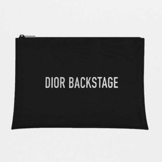 Dior - ディオール バックステージ 限定 ノベルティ メッシュポーチ