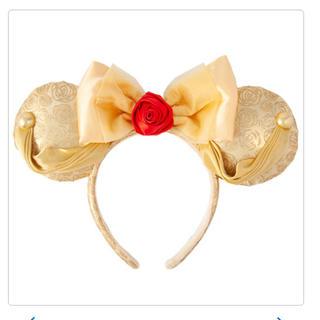 Disney - 美女と野獣 カチューシャ ディズニー