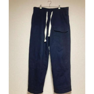 sus sous シュス MK-1 trousers デニム